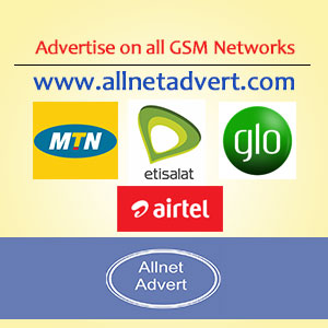 Advert on Gsm network in Nigeria